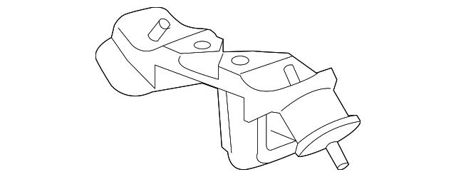 Genuine GM Trans Mount 84119729