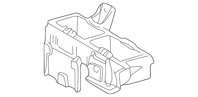 fuse box - mercedes-benz (210-546-05-43)