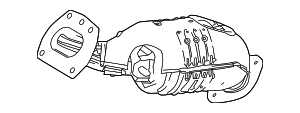 Exhaust Manifold - Toyota (17140-31390)