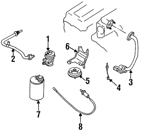 1997 nissan 200sx wiring diagram powertrain control for 1997 nissan 200sx nissan parts store  1997 nissan 200sx