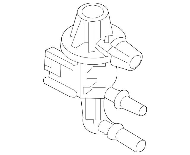 purge control valve