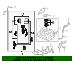 Module Assembly, Fuel Pump - Honda (17045-SVB-A31)
