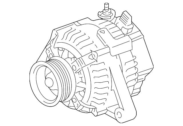 Alternator 88