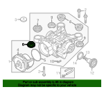 Differential Assembly Mount