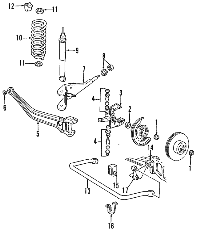 Ball Joint - Mazda (ZZL0-34-550)