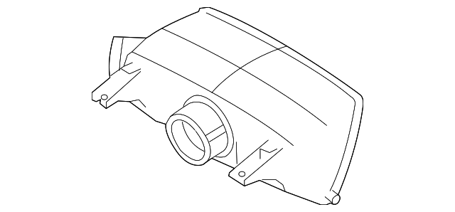 Genuine Subaru Intake Duct 14435aa23a