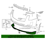 Air Deflector - GM (22968432)