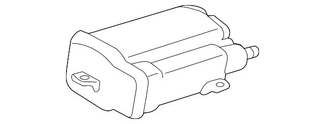 2015 2019 Subaru Vapor Canister 42035al05a