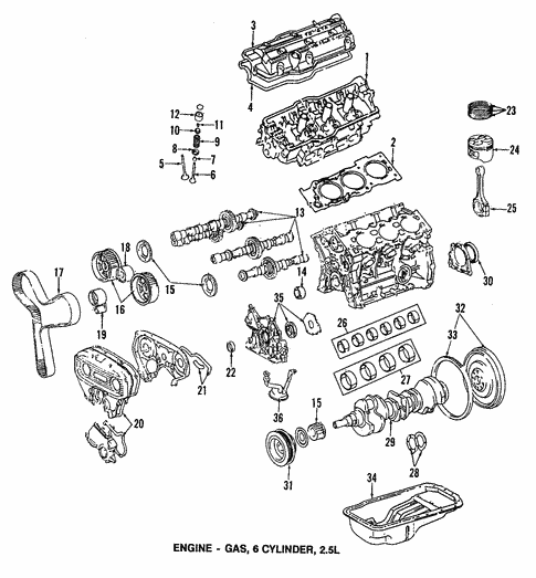 Genuine Oem Engine Parts For 1991 Toyota Camry Le Olathe. Engineengine Parts For 1991 Toyota Camry 1. Toyota. 1991 Toyota Camry Engine Schematic At Scoala.co