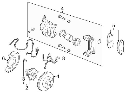 Anti Lock Brakes For 2008 Infiniti G35