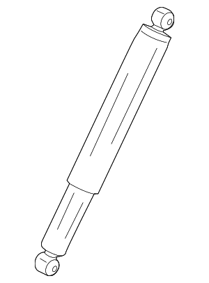 Shock Absorber - Ford (HC3Z-18125-A)