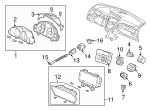 Sensor Assembly, Auto Light - Acura (39860-SZA-A01)