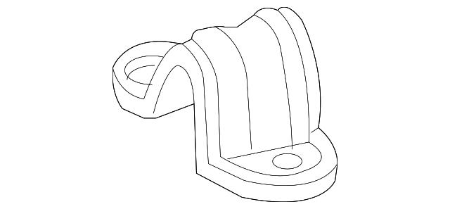 2009 2014 Acura Holder Set Column 06352 Tk4 A01