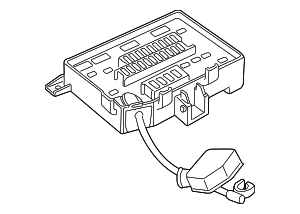 Fuse Box - Land-Rover (AMR6405)