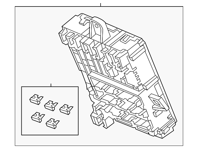 box assembly  fuse  rewritable