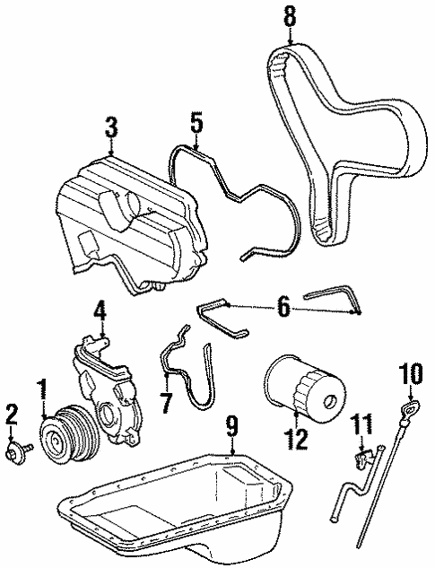 Engine Parts For 1996 Toyota T100 Mike Erdman. Engine Parts For 1996 Toyota T100 0. Toyota. 1996 Toyota T100 Motor Diagram At Scoala.co