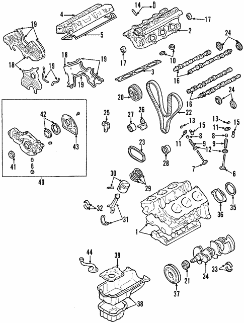 engine for 2006 kia optima