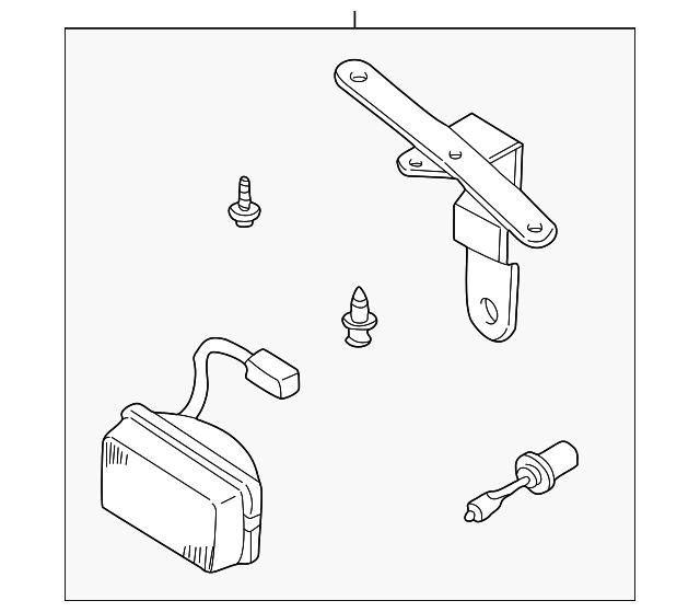 Fog Lamp Assembly