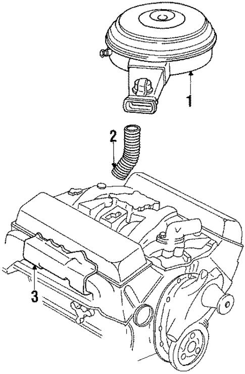 Cadillac Brougham Oem Parts Com