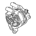 Alternator - Ford (G2GZ-10346-A)