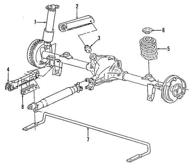 Lower Control Arm Bushing