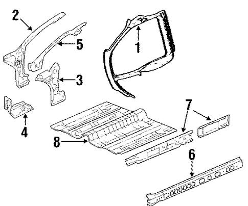 pontiac grand prix power steering pump location saturn. Black Bedroom Furniture Sets. Home Design Ideas