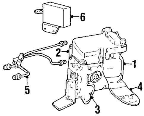 hydraulic system for 2001 dodge ram 3500