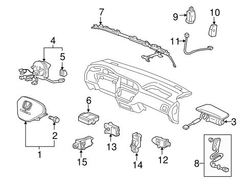 151648174783 besides 91 Honda Civic Firing Order furthermore Honda Module Set L Side Airbag 78055sjca71 likewise 2001 Nissan Altima Engine Wiring Diagram further  on 94 honda accord spark plugs