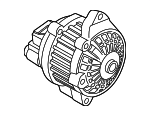 Alternator (RMD) Core ID A005TA0991R, A5TA4591ZC
