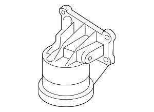Filter Housing - Mazda (LF02-14-310A)