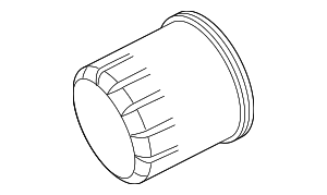 Oil Filter - Toyota (90915-YZZM1)