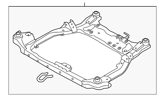 engine cradle