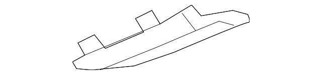 2011 2014 nissan murano fuse box door 68964 1sx0a south. Black Bedroom Furniture Sets. Home Design Ideas