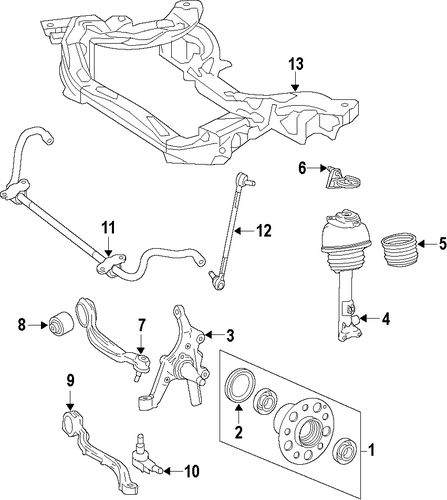 Oem Mercedes Parts Diagrams