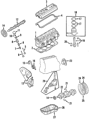 96 Vw Jetta Engine Diagram