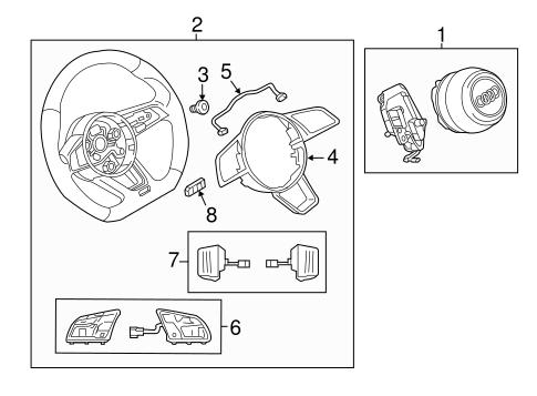 Audi A4 Sound System