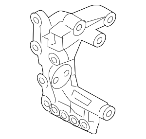 Mount Bracket - Hyundai (25251-2G110)