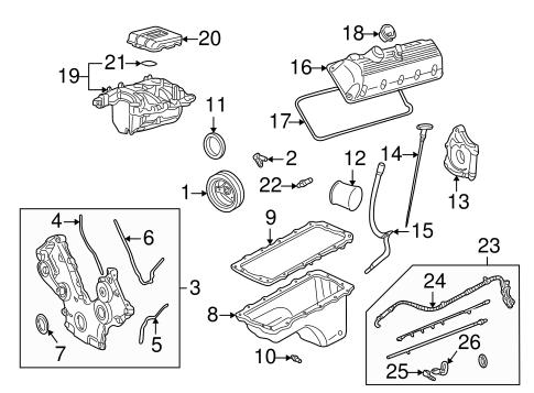 engine parts for 2003 lincoln aviator. Black Bedroom Furniture Sets. Home Design Ideas