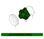 Water Pump[device=moves Liquid] Assembly - Hyundai (25100-23022)