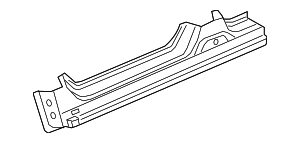 Panel, R Side Sill - Acura (04631-T3R-A00ZZ)