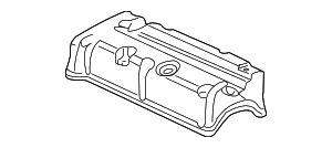 Cover, Cylinder Head - Acura (12310-PRB-505)