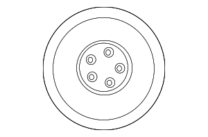 Wheel - Mopar (52057939AC)