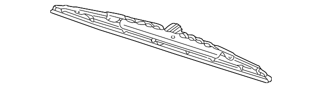 Genuine Alfa Romeo  Blade Wiper