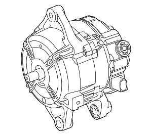 Alternator - Toyota (27060-0T240)