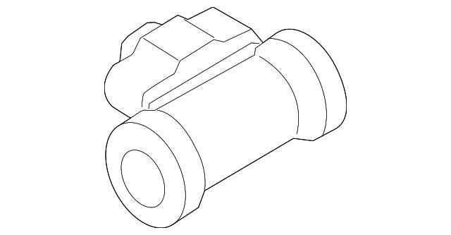 2006 2011 Kia Wheel Cylinder 58330 1g000