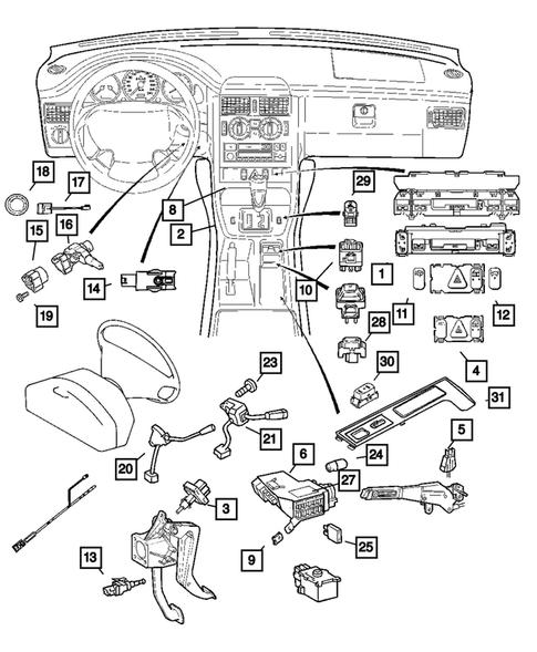 Chrysler Crossfire Engine Diagram - Wiring Diagram