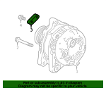 Stay, Alternator - Acura (31113-RPY-G01)