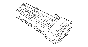 Valve Cover - Ford (3W4Z-6582-AA)