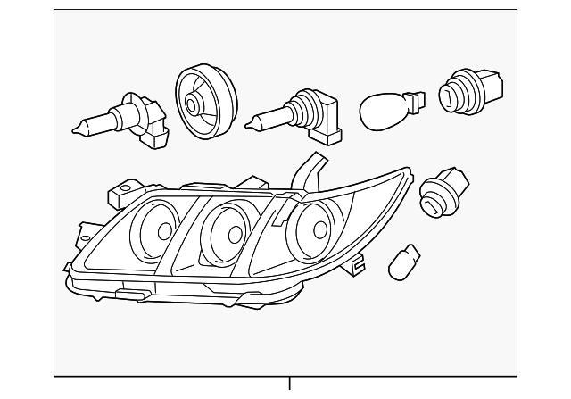 35 2009 toyota camry parts diagram
