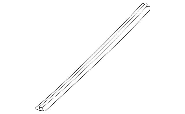 G22E-67-333 Wiper Blade Genuine Mazda